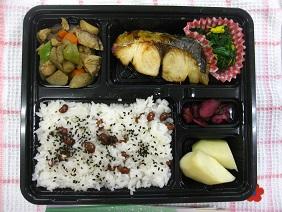 28.11.11七五三会食弁当
